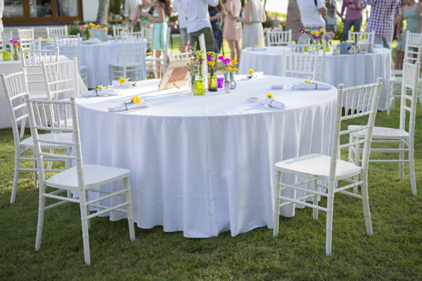Garden Party – table