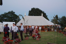 two Pole Marquee – function