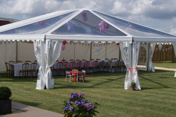 Marquee Hire in Hampshire: LPM Bohemia